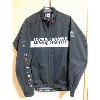 ルコックスポルティフ(le coq sportif)のLe Coq Sportifルコックスポルティフ サイクルジャケット Lサイズ(ウエア)