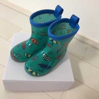 ブランシェス(Branshes)のなな♡様専用♡ブランシェス長靴♡サイズ14(長靴/レインシューズ)