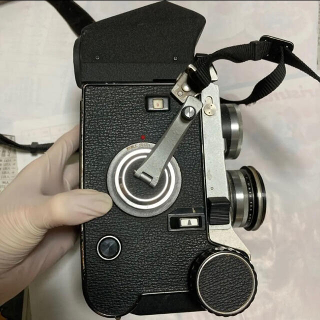USTMamiya(マミヤ)のmamiya c330 スマホ/家電/カメラのカメラ(フィルムカメラ)の商品写真
