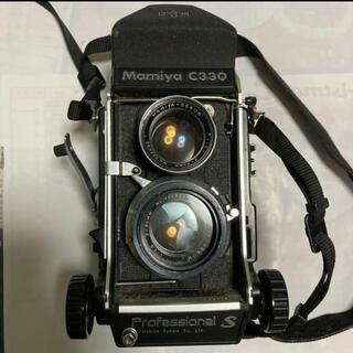 マミヤ(USTMamiya)のmamiya c330(フィルムカメラ)