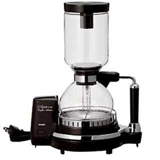 ツインバード(TWINBIRD)の新品未使用サイフォン式コーヒーメーカー(コーヒーメーカー)