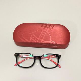 ヴィヴィアンウエストウッド(Vivienne Westwood)のヴィヴィアンウエストウッド 伊達眼鏡(サングラス/メガネ)