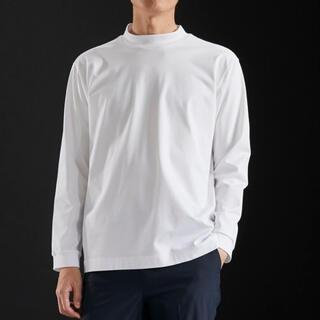 ステュディオス(STUDIOUS)の【STUDIOUS】ALWAYSモックネックTEE(Tシャツ/カットソー(七分/長袖))
