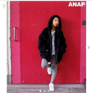 アナップ(ANAP)の【専用】ANAP ボアコート(ブルゾン)