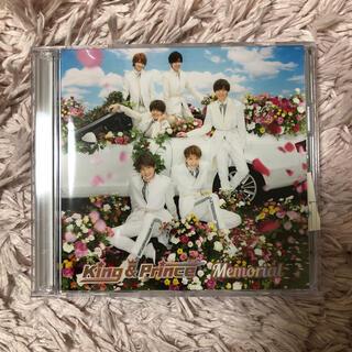 Memorial(初回限定盤B)(ポップス/ロック(邦楽))