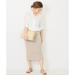 ドゥーズィエムクラス(DEUXIEME CLASSE)のDeuxieme classe ikat風スカート(ロングスカート)