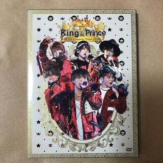 ジャニーズ(Johnny's)のKing&Prince ファーストコン DVD 初回限定(アイドル)