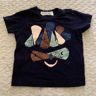 ミナペルホネン(mina perhonen)のミナペルホネン  Tシャツ キッズ ベビー 80cm(Tシャツ)