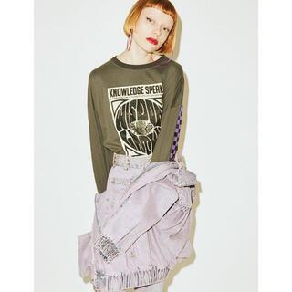 ジュエティ(jouetie)のチェッカーロンT(Tシャツ(長袖/七分))