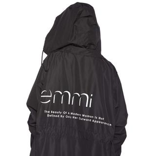 エミアトリエ(emmi atelier)のemmi ウィンドプルーフコート(ナイロンジャケット)