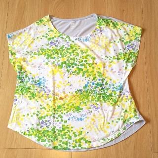 グラニフ(Design Tshirts Store graniph)のグラニフ トップス レディース フリーサイズ(カットソー(半袖/袖なし))