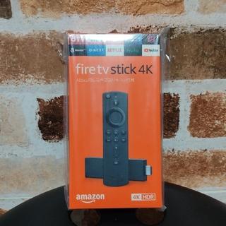 アンドロイド(ANDROID)のfire tv stick 4k 新品未使用未開封(映像用ケーブル)