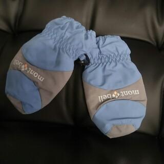 モンベル(mont bell)のモンベル スキー手袋 キッズ(手袋)