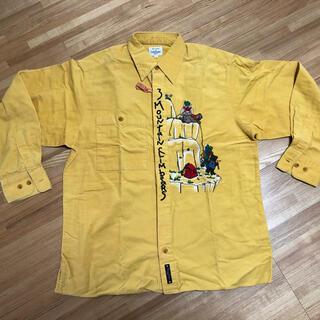 カステルバジャック(CASTELBAJAC)のカステルバジャック シャツ 90s  ヴィンテージ   (シャツ/ブラウス(長袖/七分))