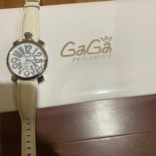 ガガミラノ(GaGa MILANO)のガガミラノメンズ用 時計 自動巻き(腕時計)