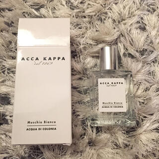 アッカ(acca)のアッカカッパ ホワイトモス オーデコロン  30ml  (香水(女性用))