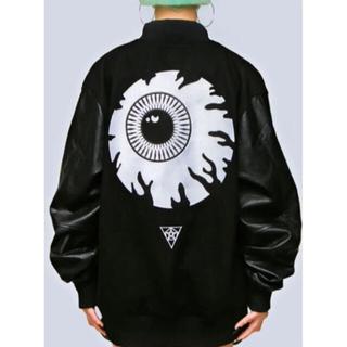 ミシカ(MISHKA)の新品 送料無料 MISHKA LONG CLOTHINGジャケット Sサイズ(スタジャン)