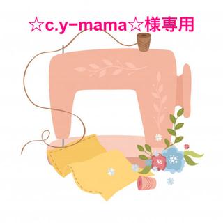 【☆c.y-mama☆様専用】オーダー①体操着袋(お着替え袋)4点(バッグ/レッスンバッグ)