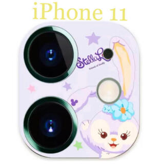 ステラルー(ステラ・ルー)の◎SALE◎ iPhone11  カメラプロテクター  ステラルー✦カメラ保護(その他)