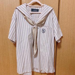 ミルクボーイ(MILKBOY)のMILKBOY セーラーシャツ(シャツ)