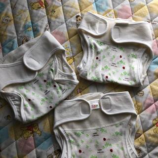 ニシキベビー(Nishiki Baby)のオムツカバー 布オムツ(布おむつ)
