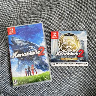 ニンテンドースイッチ(Nintendo Switch)のXenoblade2 ゼノブレイド2 +エキスパンションパスセット Switch(家庭用ゲームソフト)
