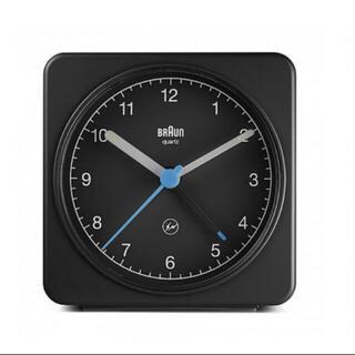 フラグメント(FRAGMENT)のBraun × Fragment design BC03BFU 時計 ブラウン(置時計)