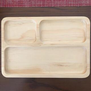 アルパカ 木製プレート(食器)