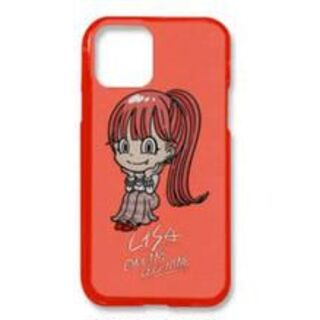 Candy Stripper - iPhoneケース~LiSA Ver.~iPhone 11