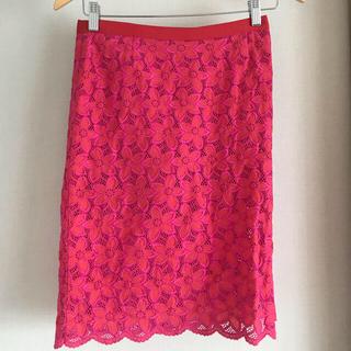 サカイラック(sacai luck)のsacai luck スカート(ひざ丈スカート)