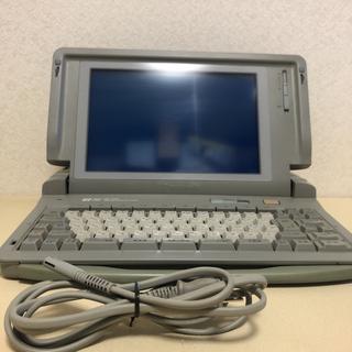 パナソニック(Panasonic)のPanasonic ワープロ FW-J750  ジャンク(その他)