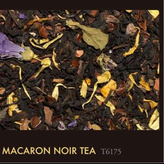 TWG マカロンノワールティー茶葉50g(茶)