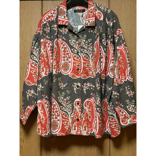 ロデオクラウンズ(RODEO CROWNS)のオーバーシャツ(シャツ/ブラウス(長袖/七分))