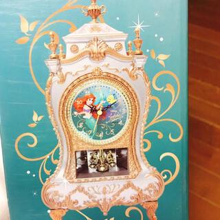 ディズニー(Disney)のアリエル ディズニー 時計(置時計)