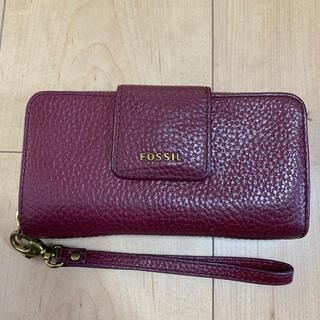 フォッシル(FOSSIL)のFOSSIL 折りたたみ財布(財布)