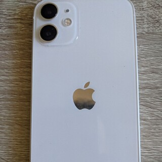 アイフォーン(iPhone)の美品 iPhone12 mini SIMフリー 64GB(スマートフォン本体)