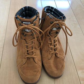 プーマ(PUMA)のプーマ ショートブーツ 25cm(ブーツ)