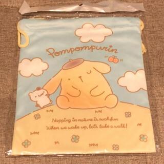 ポムポムプリン(ポムポムプリン)のポムポムプリン 巾着(ポーチ)