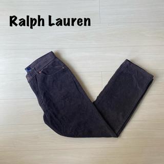 ラルフローレン(Ralph Lauren)のラルフローレン コーデュロイパンツ ダークグレー(ワークパンツ/カーゴパンツ)