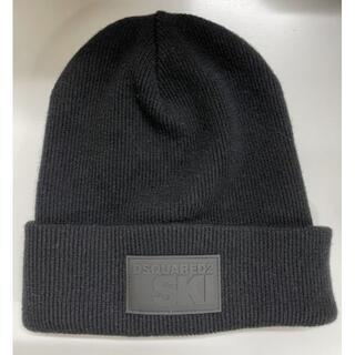 ディースクエアード(DSQUARED2)のDSQUARED2 SKI ニット帽(ニット帽/ビーニー)