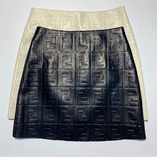 フェンディ(FENDI)のFENDI★スカート(ミニスカート)