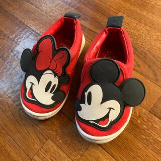 ディズニー(Disney)のベビーシューズ(スニーカー)
