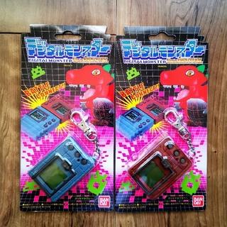バンダイ(BANDAI)の【新品・未開封】・デジタルモンスター Ver.REVIVAL 2種(携帯用ゲーム機本体)