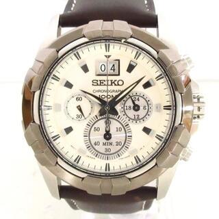 セイコー(SEIKO)のセイコー 腕時計美品  7T04-0AP0/SSB291P1(その他)