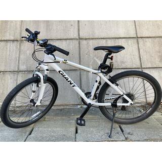 ジャイアント(Giant)のクロスバイク(マウンテンバイク)(自転車本体)