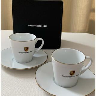 ポルシェ コーヒーカップセット
