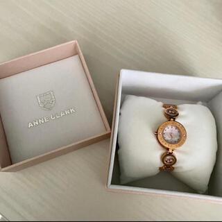 アンクラーク(ANNE CLARK)の【最終値下げ】【値下げ】ANNE CLARK レディース 腕時計(腕時計)