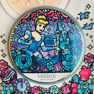 ミシャ(MISSHA)の★新品★ MISSHA クッションファンデ ディズニー(ファンデーション)