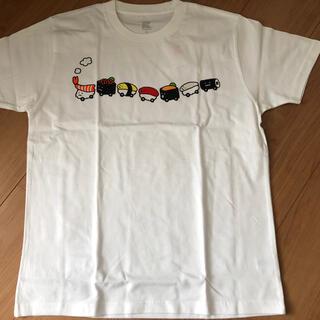 グラニフ(Design Tshirts Store graniph)のグラニフ お寿司トレインTシャツ(Tシャツ/カットソー(半袖/袖なし))