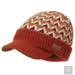 モンベル(mont bell)のモンベルのウールニット帽(ニット帽/ビーニー)